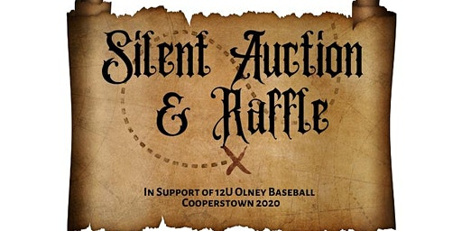 Swashbuckers Soiree!  Silent Auction & Raffle