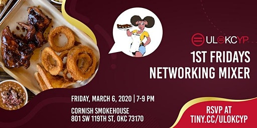 1st Fridays Networking Mixer