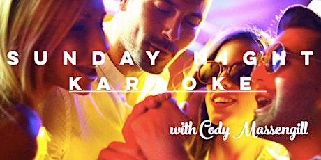 Karaoke Sundays at The Big Easy in Downtown Raleigh with Cody Massengill tickets