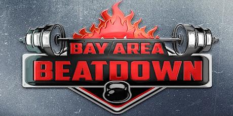 Bay Area Beatdown 3 by CrossFit Bay Area billets