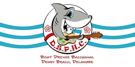 Boat Drinks Bacchanal 2021 - Twice the Fun tickets
