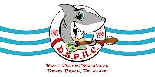 Boat Drinks Bacchanal 2020