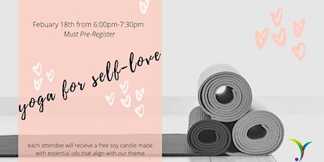 Yoga for SELFLOVE tickets