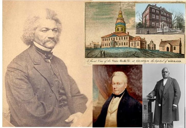 Walking Tour: Lost History of Frederick (Bailey) Douglass in Annapolis image