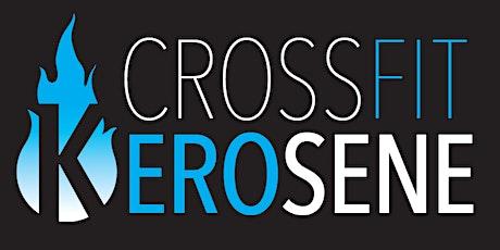 Composition Testing- CrossFit Kerosene (Newbury Park) tickets