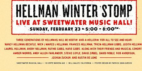 Hellman Winter Stomp tickets
