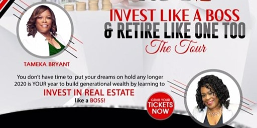 Invest Like a Boss Tour - San Diego, CA