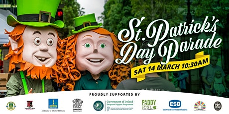 Brisbane St Patrick's Day Parade tickets