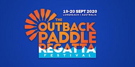 Outback Paddle Regatta Festival tickets