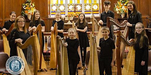 International Festival for Irish Harp: Music Generation Louth Harp Ensemble