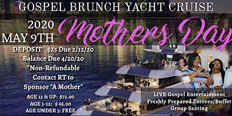 Gospel Brunch Yacht Cruise  tickets