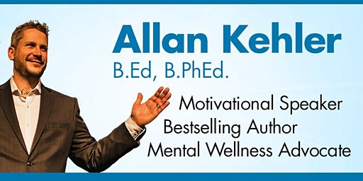 Mental Wellness Coffee & Conversation Evening with Allan Kehler