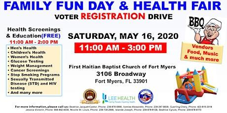 FAMILY FUN DAY &  HEALTH FAIR tickets
