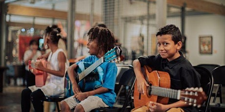 Free Guitar Lessons Weekly for Children tickets