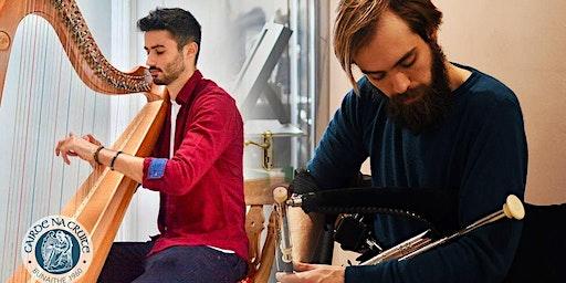International Festival for Irish Harp: Luke Webb & Fionn Ó hAlmhain
