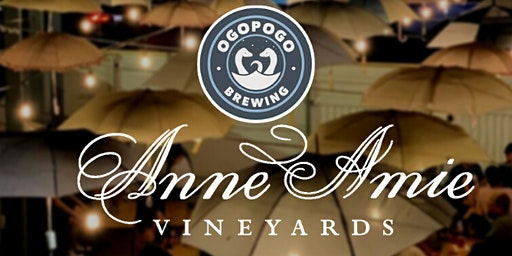 Anne Amie goes south!