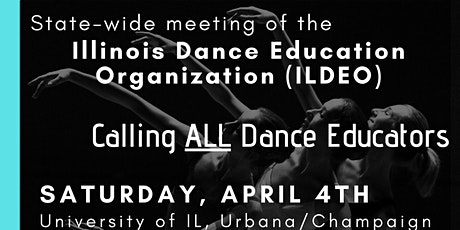 EVENT CANCELLED - ILDEO State Wide Meeting and Mark Morris Performance tickets