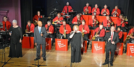 Showtunes! Big Band Style (Benefit for Sparrow's Nest)