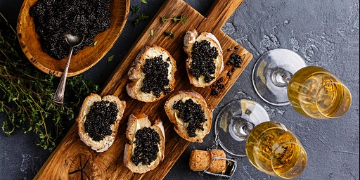 Unwined: Champagne & Caviar Tasting