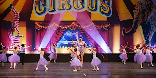 The Greatest Circus Dance Recital
