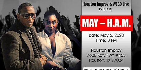 WEGO LIVE:  MAY-H.A.M. Poetry Event tickets