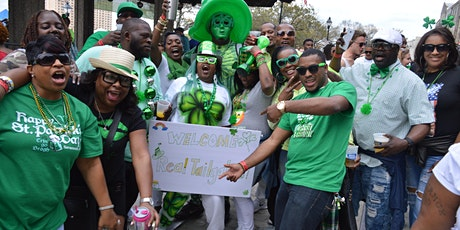 Real Tailgaters St. Patrick's Day Party Bus To Sav tickets
