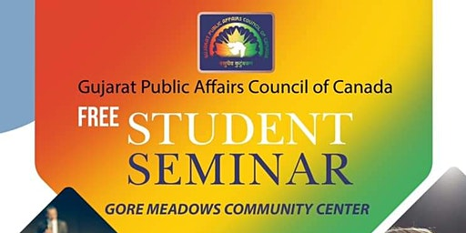 GPAC Student Seminar (Free)