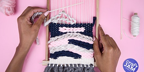 Modern Tapestry Weaving Workshop tickets