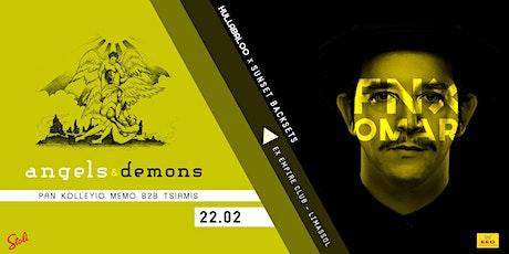 HULLABALOO & Sunset Backsets pres. Angels & Demons w/ FNX Omar tickets