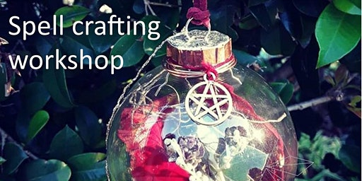 Spell casting and art workshop