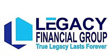 Legacy Financial Academy tickets