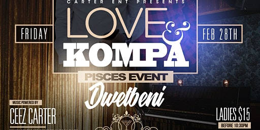 LOVE & KOMPA FT DWETBENI