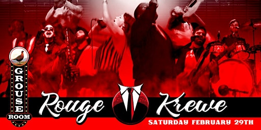 Rouge Krewe Party at The Grouse Room