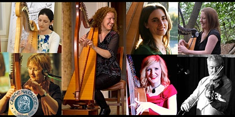 International Festival for Irish Harp: Radharc Siar tickets