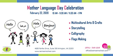 Mother Language Day Celebration tickets