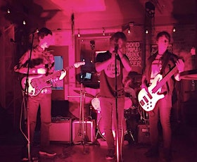Invisible Generation LIVE @ The Cavern Bar tickets