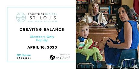 St. Louis Together Digital April Popup @ Spry Digital tickets
