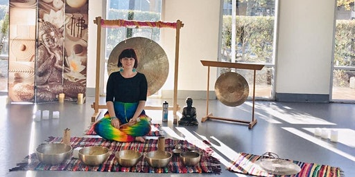 March 2020 Dalyellup Sound Meditation with Singing Bowl Wellbeing