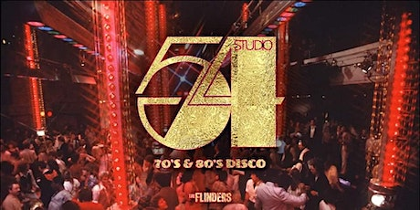★ Studio 54 Tribute ★ 70's & 80's Disco Party tickets