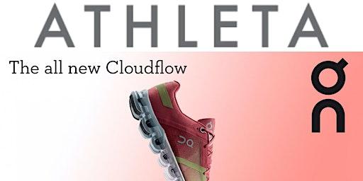On Running + Athleta Interactive Shoe Demo