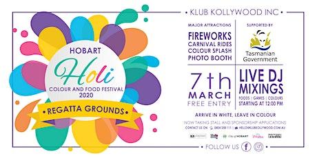 Hobart Holi Colour and Food Festival 2020   PRISHA EVENTS tickets