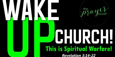 Wake Up Church: Prayer Shut-in tickets