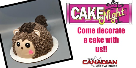 CakeNight - Lewis Estates, EDM - Squirrel Cake tickets