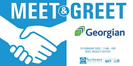 Meet & Greet: Georgian College (Makati)