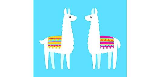 Llama Lovers - Transcontinental Hotel