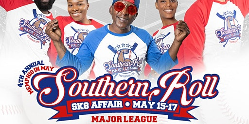 "4th Annual ""Memphis in May"" Southern Roll Sk8 Affair: MAJOR LEAGUE"