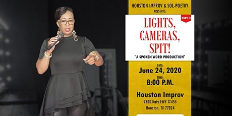 """Sol-Poetry Lights, Camera, Spit """"A Spoken Word Production"""" - Part 2 tickets"""
