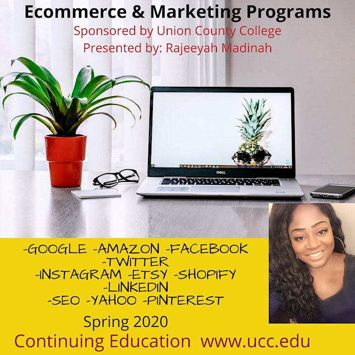 Ecommerce Learning Lab- Start An Online Business image