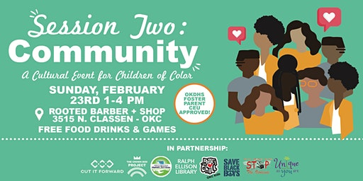 Community: A Cultural Event for Children of Color
