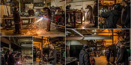 Intro to TIG Welding with Fred Manke 3.24.20 tickets